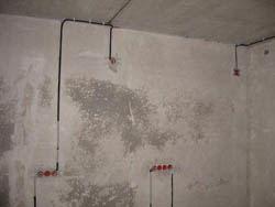 Электромонтажные работы в квартирах новостройках город Балахна