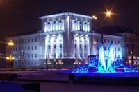 освещение фасадов в Балахне