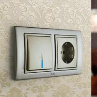 Установка выключателей в Балахне. Монтаж, ремонт, замена выключателей, розеток Балахна.